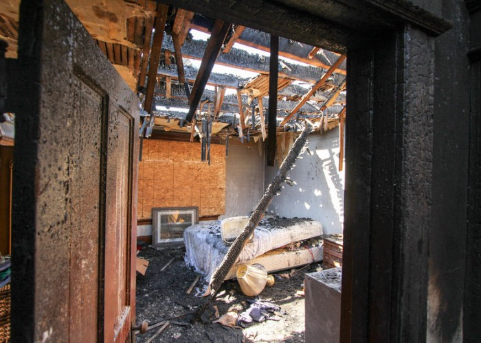 Fire Damage Cleanup